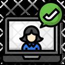 Verified Account Verified User User Profile Icon