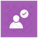 Account User Employee Icon