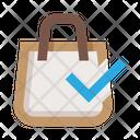 Verified Bag Icon
