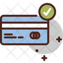 Verified Card Card Ok Approved Card Icon