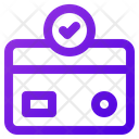 Verified Card Payment Icon