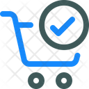 Cart Trolley Buy Icon