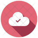 Mark Cloud Check Icon