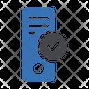 Pc Lock Security Icon