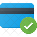 Verified Credit Card Icon