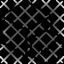 Cube Tick Verified Cube Verified Box Icon