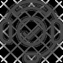 Verified Customer Care Icon