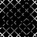 Shield Graph Icon