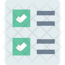 Compliancev Verified Data Verified Information Icon