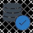 Database Server Complete Icon