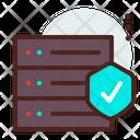 Verified Database Verified Server Database Icon