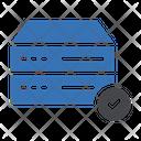 Server Database Complete Icon