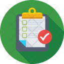 Verified Document Article Icon