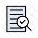 Verified Accepted Document Icon