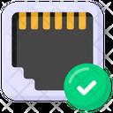 Ethernet Port Verified Ethernet Verified Port Icon