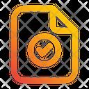 File Verified Good Icon