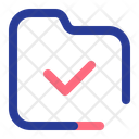 Verified Folder Icon