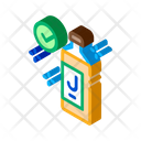 Juice Bottle Approved Icon
