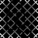 Protectionv Verified Lock Padlock Icon