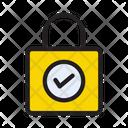 Lock Protection Vpn Icon