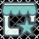 Verified merchant Icon