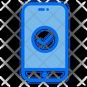 Verified Mobile Icon