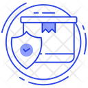 Insured Shipping Order Check Order Verification Icon