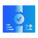 Verified Parcel Icon