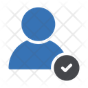 Profile Verified Account Icon
