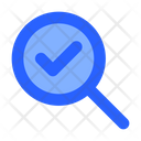 Verified search Icon