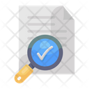 Verified Search Icon