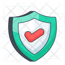 Verified Security Security Shield Verified Protection Icon