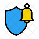 Security Protection Notification Icon