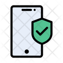Security Mobile Shield Icon