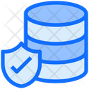 Database Business Shield Icon