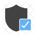 Verified Protection Safety Icon