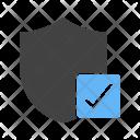Verified shield Icon