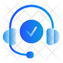 Verified Support Icon
