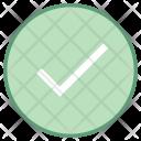 Ok Accept Verify Icon
