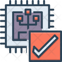 Verify Calibrate Inquire Icon