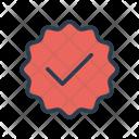 Done Verify Tick Icon