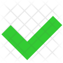 Ok Accept Complete Icon