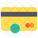 Check Verify Card Credit Card Icon