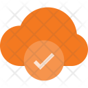 Verify Cloud Check Icon