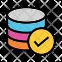 Verify Database Done Icon