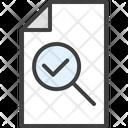 Verify Document Icon