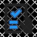 Verify File Verify Document File Icon