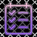Verify List Icon
