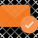 Verify Check Mail Icon