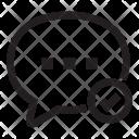 Verify message Icon